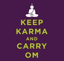 The Difference Between Karma and Grace