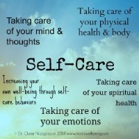 Intuitive Self-care and Separating the Needs of the Mind Body and Spirit